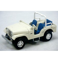 Johnny Lightning Working Class - Jeep CJ5 Rock Climber