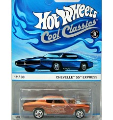 Hot Wheels Cool Classics - Chevrolet Chevelle SS Express