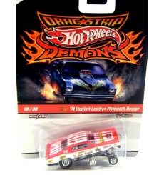 Hot Wheels Dragstrip Demons 1974 English Leather NHRA Plymouth Duster