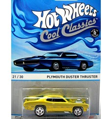 Hot Wheels Cool Classics -  Plymouth Duster