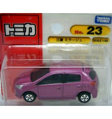 TTomica - 23 - Mitsubishi Mirage - Japan Only Blister