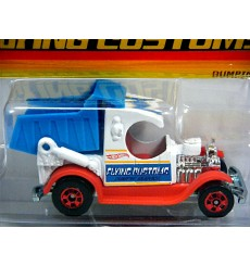 Hot Wheels - Flying Customs - Dumpin' A - Model A Ford Dump Truck