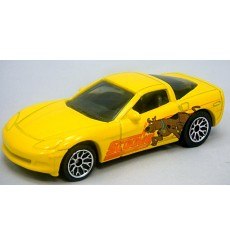 Matchbox - Scooby Doo Chevrolet Corvette C6 Coupe