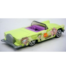 Matchbox  Nickelodeon - 1957 Ford Thunderbird