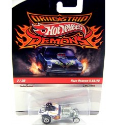 Hot Wheels Dragstrip Demons Pure Heaven II NHRA Fiat AA/FA Altered