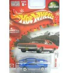 Hot Wheels Holiday Rods - 67 Chevy Camaro