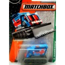 Matchbox - Blizzard Buster - Arctic Recon Snow Cat