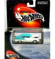 Hot Wheels 100% Collectibles - 1957 Chevrolet 150