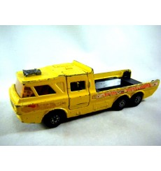 Matchbox Junkyard K-7 Racing Car Transporter