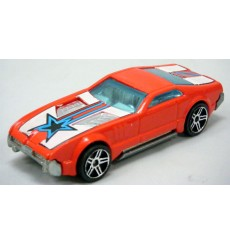Hot Wheels Oldsmobile Toronado - Country Club Muscle