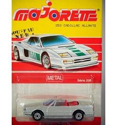 Majorette 200 Series - Cadillac Allante Convertible