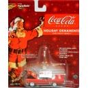 Johnny Lightning 1958 Chevrolet Impala Coca Cola Christmas