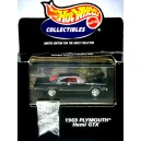 Hot Wheels 100% Collectibles - 1969 Plymouth Hemi GTX