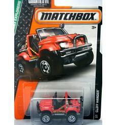 Matchbox Cliff Hanger 4x4 Truggy