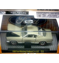 M2 Machines Detroit Muscle - 1965 Ford Mustang GT Fastback