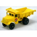 Matchbox - Regular Wheels (6B-2) - Quarry Truck