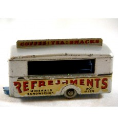 Matchbox Junkyard Regular Wheels - Mobile Refreshment Canteen (1959)