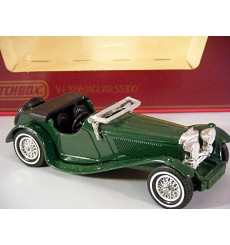 Matchbox Models of Yesteryear 1936 Jaguar SS100