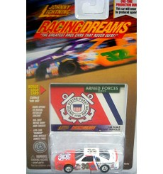 Racing Dreams - US Coast Guard - Chevrolet Monte Carlo NASCAR Stock Car