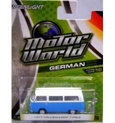 Greenlight Motor World 1977 Volkswagen Type 2 Van