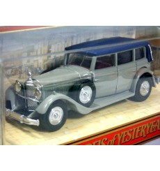Matchbox Models of Yesteryear - 1931 Mercedes-Benz 770