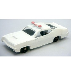 Midgetoy Ford Torino Police Car