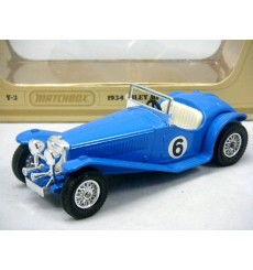 Matchbox Models of Yesteryear - 1934 Riley MPH