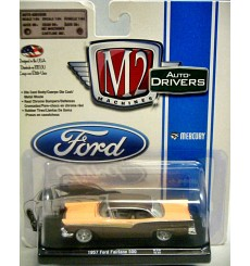 M2 Machines Drivers 1957 Ford Fairlane 500
