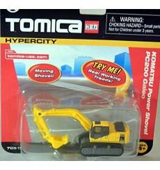 Tomica - Komatsu Power Shovel PC200 Galeo