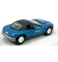 Johnny Lightning - Classic Customs Corvettes - Chevrolet Corvette Stingray III Concept Vehicle