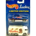 Hot Wheels - Lucky Limited Edition Promo set