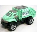 Matchbox - Garbage Grinder Refuse Truck