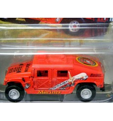 Johnny Lightning United States Marines HumVee Hummer H1