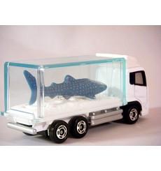 Tomica - Nissan Diesel Quon Aquarium Truck