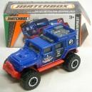 Matchbox Power Grabs - Jeep Wrangler Superlift