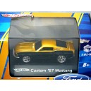 Hot Wheels - HO Scale -  67 Ford Mustang Fastback