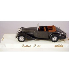 Solido - 1937 Talbot T 23 Cabriolet