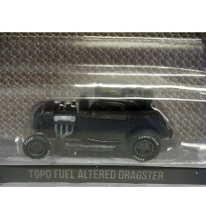 Greenlight Black Bandit - Fiat Topo Fuel Altered Dragster
