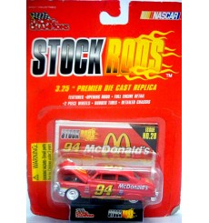 Racing Champions NASCAR Stock Rods - Bill Elliott McDonalds 1949 Merc