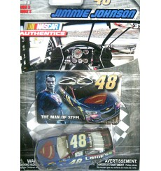 NASCAR Authentics - Hendrick Motorsports Jimmy Johnson  Superman Chevrolet SS