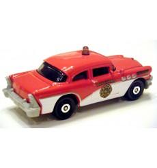 Matchbox - 1955 Buick FIre Chief Car