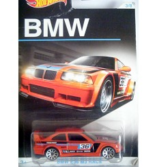Hot Wheels - BMW E36 M3 Race Car