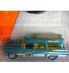 Matchbox 1963 Cadillac EMT Ambulance