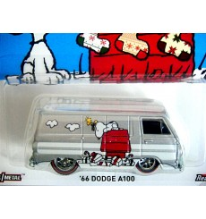 Hot Wheels Nostalgia Pop Culture Series - Peanuts - Snoopy 1966 Dodge A100 Van