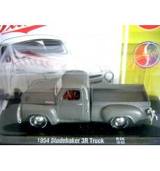M2 Machines Drivers - 1954 Studebaker 3R Pickup Truck (error card)