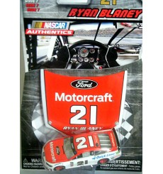 NASCAR Authentics - Ryan Blaney Wood Brothers Ford Fusion