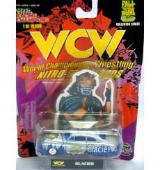 Racing Champions - WCW Wrestling  - Glacier - 49 Merc Lead Sled