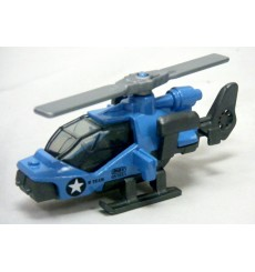 Matchbox Mission Chopper Helicopter