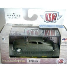 M2 Machines - Titanium - 1968 Ford Mustang Shelby GT500KR Convertible