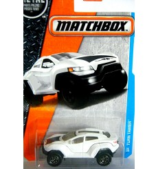 Matchbox - Turn Tamer - 4x4 Race Car